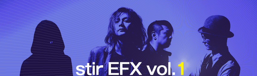 GARI-one man- stir EFX vol.1